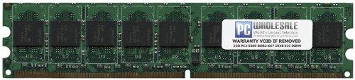 Compaq/HP 2GB PC2-5300 DDR2-667 2Rx8 ECC DIMM (Compaq/HP PN# 432806-B21)