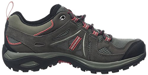 Red Salomon Beluga W Ellipse Women's Aero Grey 2 Castor Rise Shoes Low Mineral Hiking Gray r76rq4B