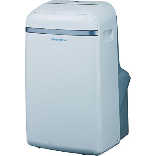 Keystone 14,000 BTU Portable Air Conditioner with Remote KSTAP14B (Renewed)