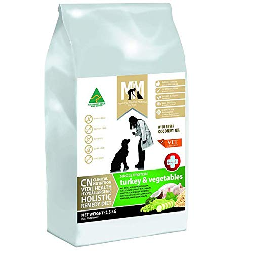 Meal For Mutts Dog Food Turkey and Vegetables 20kg