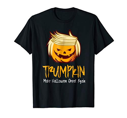 (Halloween Funny T Shirt | Donald Trump Costume Gift)