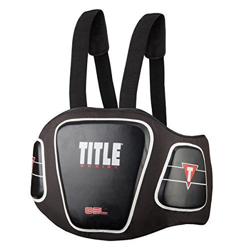 TITLE GEL Blunt Force Body Protector by Title Boxing