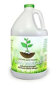 30% Pure Vinegar - Home&Garden (1 Gallon)