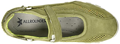 Mephisto Leaf femme Niro Allrounder Green Baskets by mode zq575g