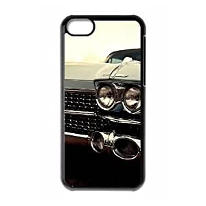 Cadillac iPhone 5c Cell Phone Case Black I0451193