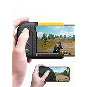 Flydigi Wasp-X One-Handed Gamepad Innovative for iPhone No Connection Required Compatible with All Gmaes for iPhone X, iPhone Xs, iPhone Xs max