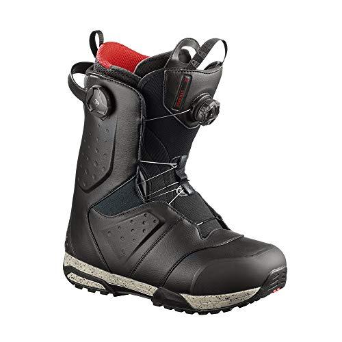 Salomon Snowboards Synapse Focus Boa Snowboard Boot - Men's Black, 10.0