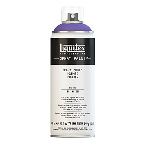 Liquitex Professional Spray Paint 12-oz, Dioxazine Purple -