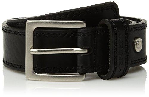 Carhartt Boys' Big Signature Casual Belt, Hamilton black, 26/28