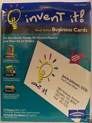 Amazon hammermill invent it blank business cards business hammermill invent it blank business cards cheaphphosting Gallery