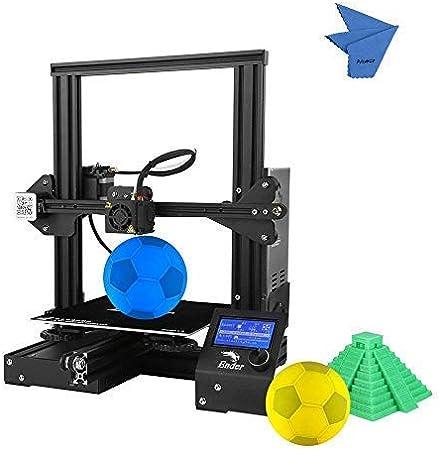 Creality 3D Ender-3 Impresora 3D DIY Easy-assemble 220 * 220 ...