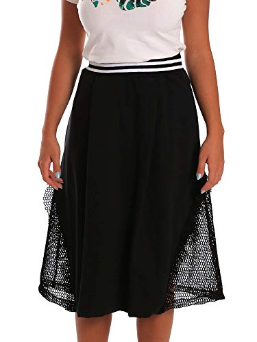 Ynot 18PEY065 Jupe Femmes Noir