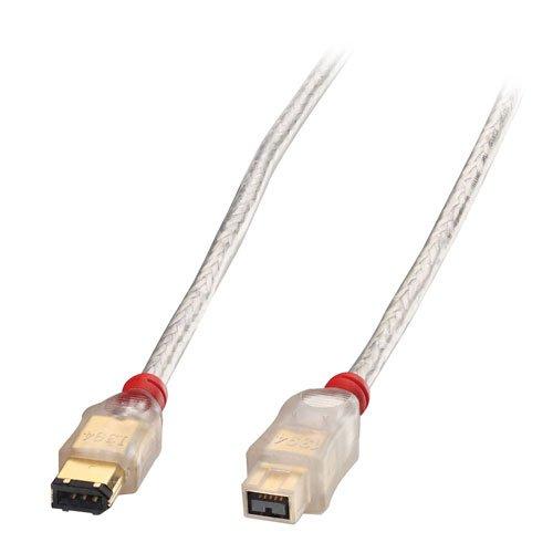 Lindy 30764 Cavo Premium FireWire 800 9//6 Poli Bilingual 0,3m