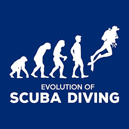 Sweatshirt Sweatshirt Scuba of Women's Coto7 Coto7 Evolution Diving Blu EqAwwXP