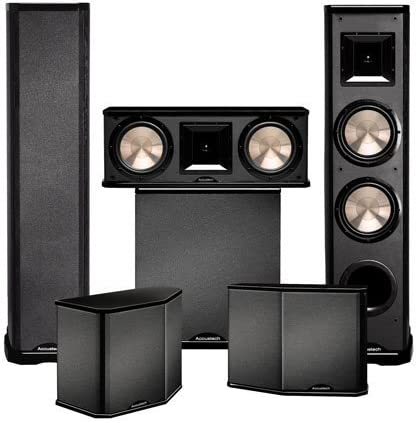 BIC Acoustech PL-89 Home Theater System