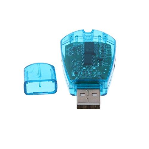 Usb 2.0 Sim Card - Baoblaze USB 2.0 Mobile Phone Writer Copy Cloner Backup SMS to PC SIM Card Reader