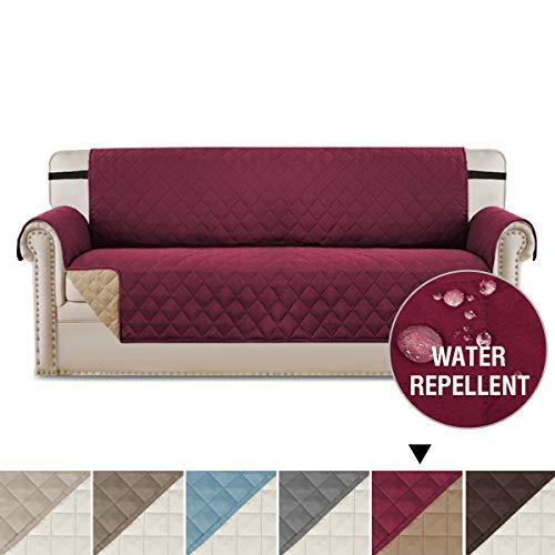 H.VERSAILTEX Sofa Covers Sofa Slipcover Reversible Faux Cott