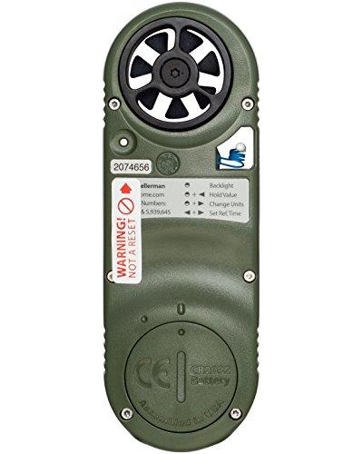 Kestrel 2500NV Pocket Weather Meter by Kestrel (Image #2)