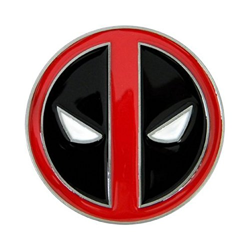 Rulercosplay Deadpool Game Cosplay Belt Waist Belt Buckle (Buckle)