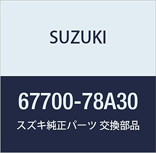 SUZUKI (スズキ) 純正部品 パネルアッシ 品番69100-75H11 B01N2HM86F 69100-75H11