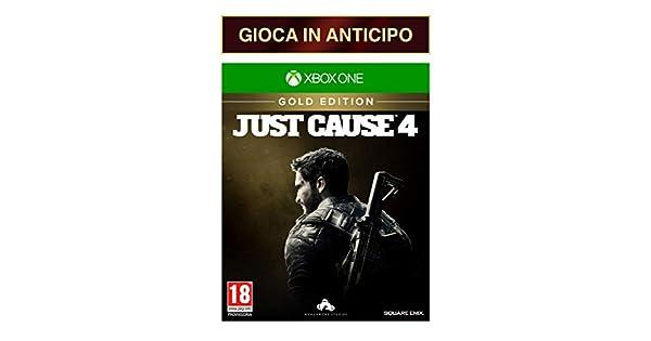 Just Cause 4 Gold Edition: Amazon.es: Videojuegos