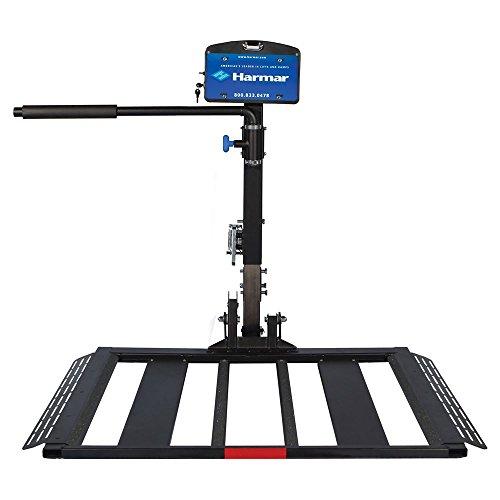 Custom Power Wheelchair (Harmar AL560XL Automatic Universal Power Chair Lift - A20638)