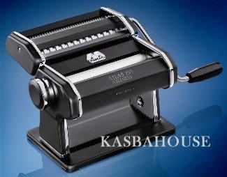 Atlas Black Steel 150 Wellness Designer Deluxe Pasta Machine