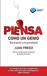 Piensa como un genio (Empresa) (Spanish Edition)