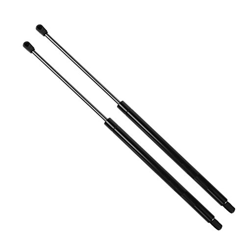 Rear Liftgate Hatch Gas Charged Lift Supports Shocks Struts 4574 for 2002-2006 Chevrolet Trailblazer EXT,2002-2006 GMC Envoy XL,2003-2007 Isuzu Ascender,Pack of 2
