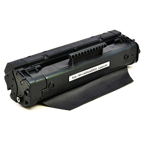 atible C4092A 92A Black Toner Cartridge For HP LaserJet 1100 3200 1100a 3200se (92a Laserjet)