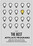The Best Affiliate Programs of 2018