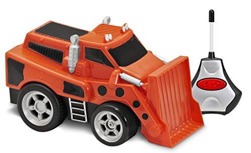 Kid Galaxy Squeezable Bulldozer Construction
