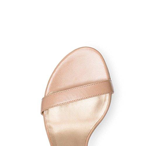 EDEFS - Tira de tobillo Mujer Beige