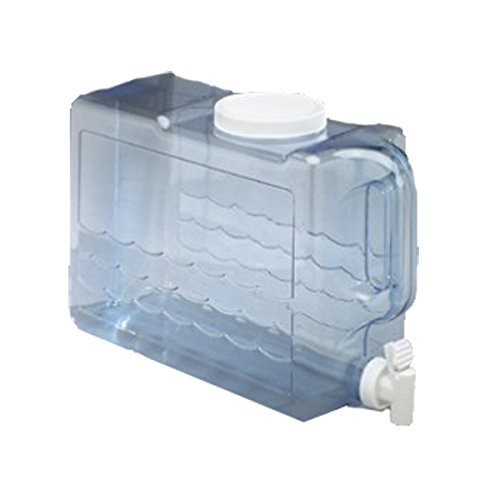 - Arrow Plastic 00744 Slimline Beverage Container, 2.5-Gallon