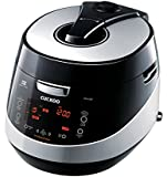 Cuckoo CRP-HN1059F 10 Cup Pressure Rice Cooker, 110V, Black