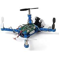 SUKEQ BLOCKS X-101 2.4GHz 4CH Transmitter 6-axis Gyro Mini DIY Building Block RC Quadcopter