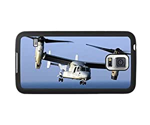 Cool V22 Osprey Samsung Galaxy S5 Plastic and TPU Durable Phone Case Cover(Laser Technology)
