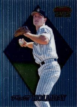 1999 Bowmans Best Baseball 172 Matt Holliday Rookie Card At