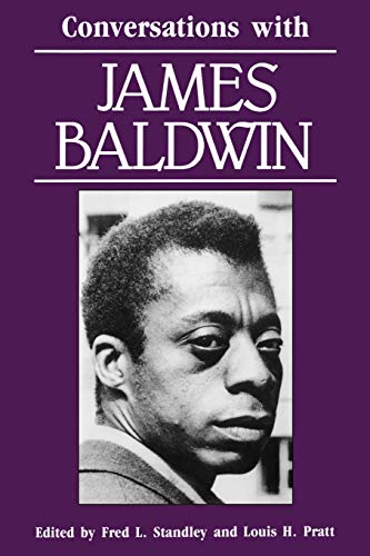Conversations with James Baldwin (Literary Conversations)