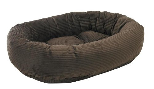 Bowsers Donut Bed, Medium, Coffee