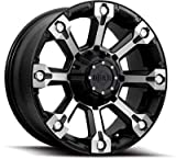 rims for 2015 chevy silverado - Gear Alloy Backcountry 20x9 Black Wheel / Rim 6x135 & 6x5.5 with a 18mm Offset and a 108.00 Hub Bore. Partnumber 719MB-2096818