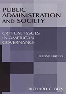 public administration an interdisciplinary critical Public administration: the interdisciplinary study of government provides an account of the critical care (public administration) and management (public.