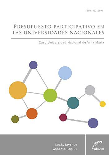 Amazon.com: Presupuesto participativo en las universidades ...