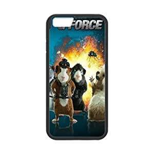 iPhone 6 4.7 inch black phone case G-Force Disney Maverick Fantasy Funny Terror Tease Magical YHNL797891658 Kimberly Kurzendoerfer