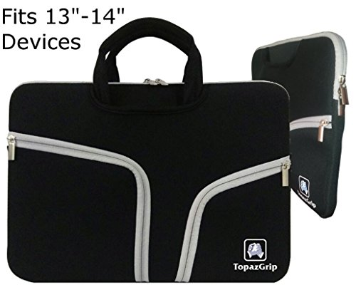 TopazGrip Water resistant lightweight Ne - 2 Pocket Laptop Case Shopping Results