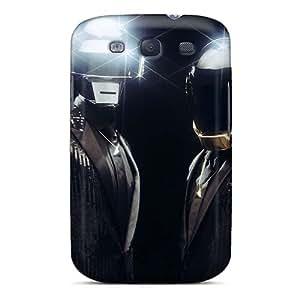 Samsung Galaxy S3 VAP3065wmaG Unique Design Beautiful Daft Punk Band Series Anti-Scratch Hard Phone Cases -JonBradica