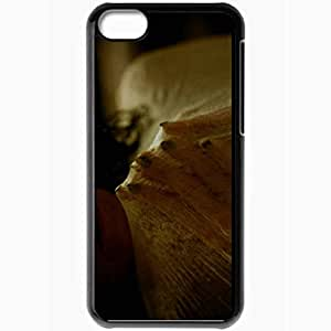 Personalized iPhone 5C Cell phone Case/Cover Skin Alien Resurrection Black