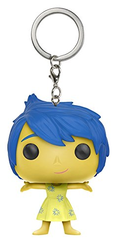 Funko 11339-pdq – Llavero de Joy Inside out