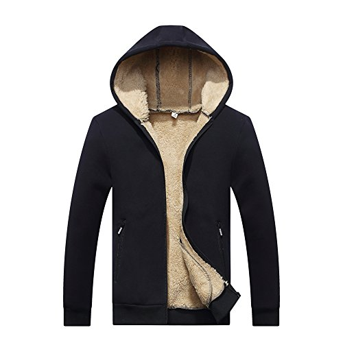 Zip Hoody Jacket - 1