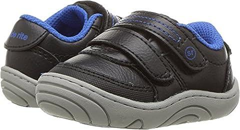 Stride Rite Baby Boy's Kyle (Infant/Toddler) Black Shoe